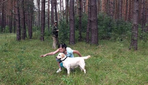 <em><strong>Направляем Кэролайн Адель Брукс на поиск человека, заблудившегося в лесу.<em><strong>